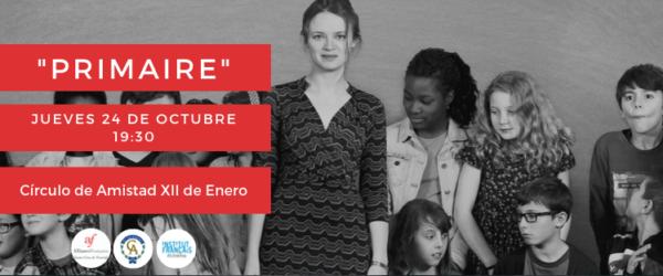 Cine Francés – «Primaire» en VOSE