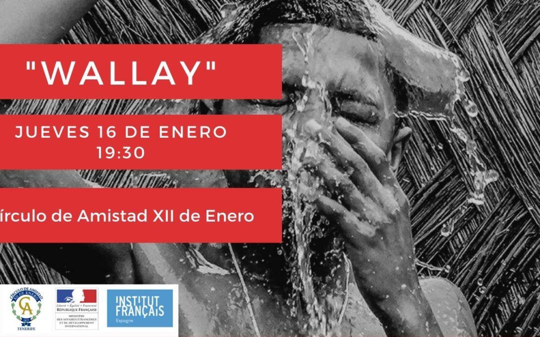 Cine Francés – «Wallay» en VOSE